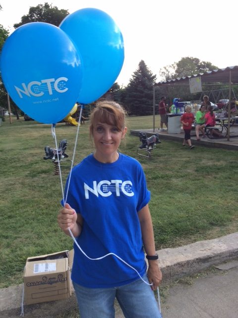 NCTC BALLOONS